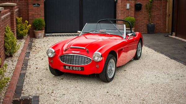 1959 Austin Healey 100/6 BN6 For Sale (picture 7 of 202)