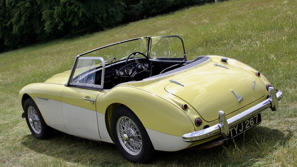 1957 Austin-Healey 100/6 For Sale (picture 13 of 97)