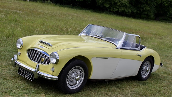 1957 Austin-Healey 100/6 For Sale (picture 3 of 97)