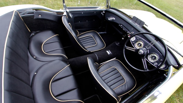 1957 Austin-Healey 100/6 For Sale (picture 44 of 97)