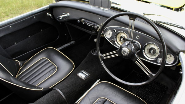 1957 Austin-Healey 100/6 For Sale (picture 59 of 97)