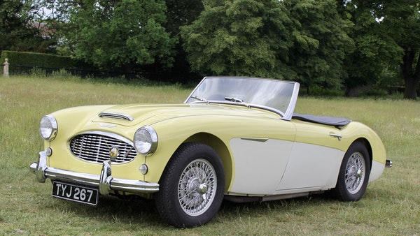 1957 Austin-Healey 100/6 For Sale (picture 31 of 97)