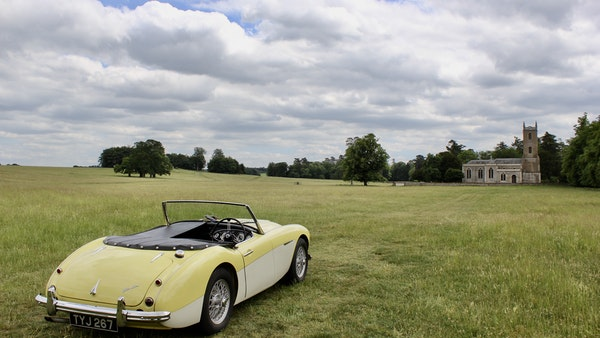 1957 Austin-Healey 100/6 For Sale (picture 27 of 97)