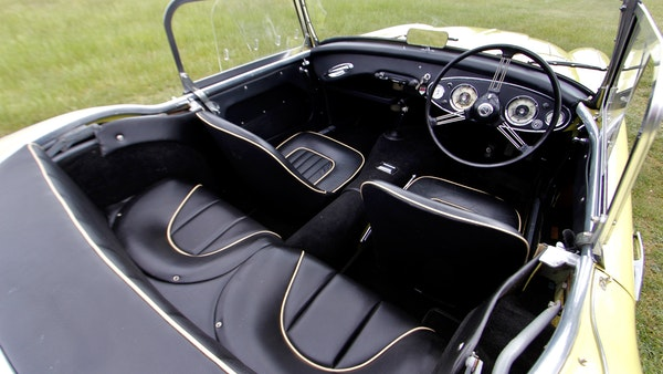 1957 Austin-Healey 100/6 For Sale (picture 43 of 97)