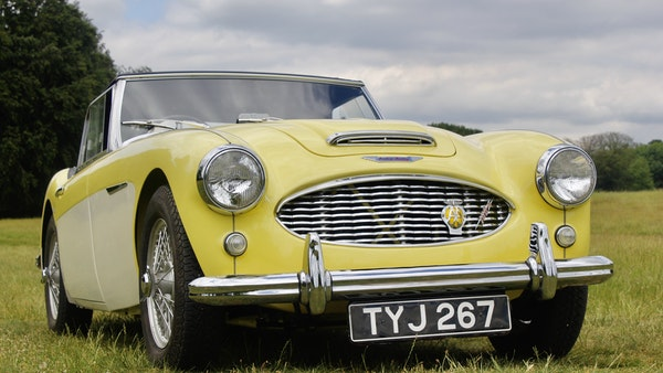 1957 Austin-Healey 100/6 For Sale (picture 16 of 97)