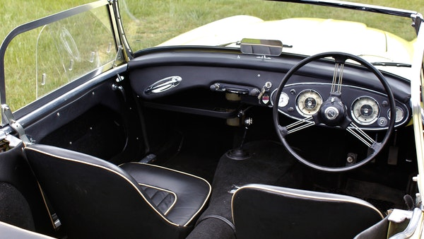 1957 Austin-Healey 100/6 For Sale (picture 51 of 97)
