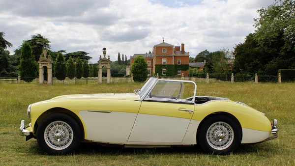 1957 Austin-Healey 100/6 For Sale (picture 5 of 97)