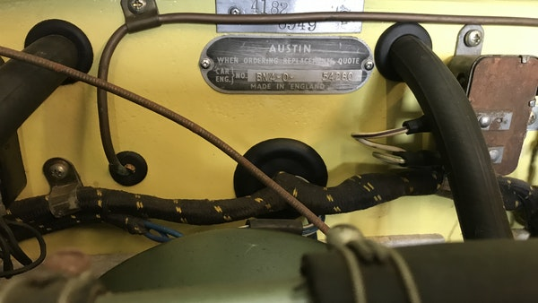 1957 Austin-Healey 100/6 For Sale (picture 93 of 97)