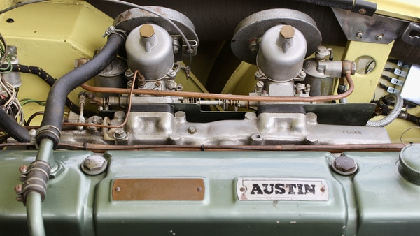 1957 Austin-Healey 100/6 For Sale (picture 88 of 97)