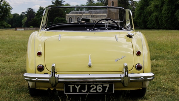 1957 Austin-Healey 100/6 For Sale (picture 8 of 97)