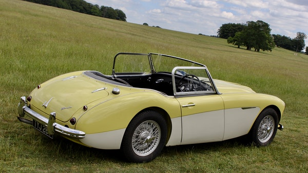 1957 Austin-Healey 100/6 For Sale (picture 9 of 97)
