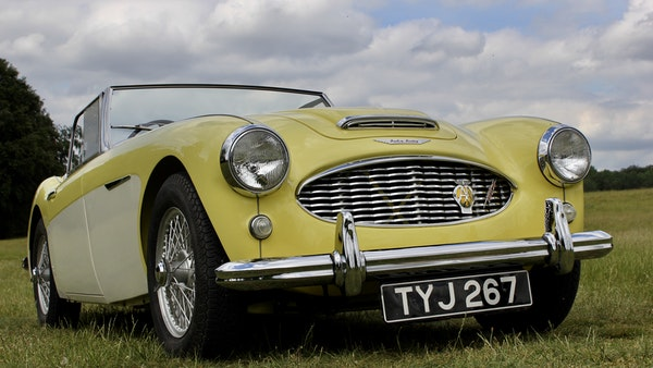 1957 Austin-Healey 100/6 For Sale (picture 1 of 97)