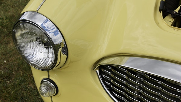 1957 Austin-Healey 100/6 For Sale (picture 71 of 97)