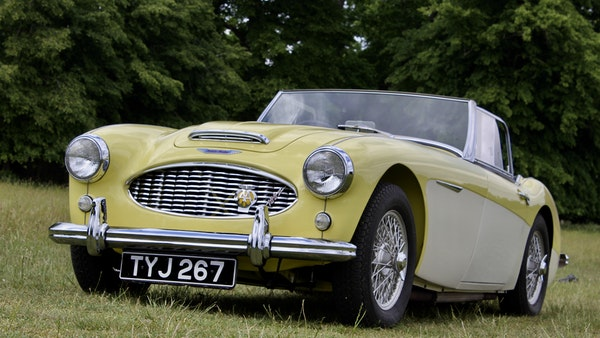 1957 Austin-Healey 100/6 For Sale (picture 4 of 97)