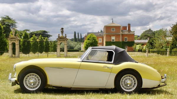 1957 Austin-Healey 100/6 For Sale (picture 19 of 97)