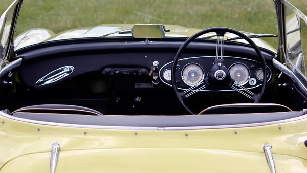 1957 Austin-Healey 100/6 For Sale (picture 41 of 97)