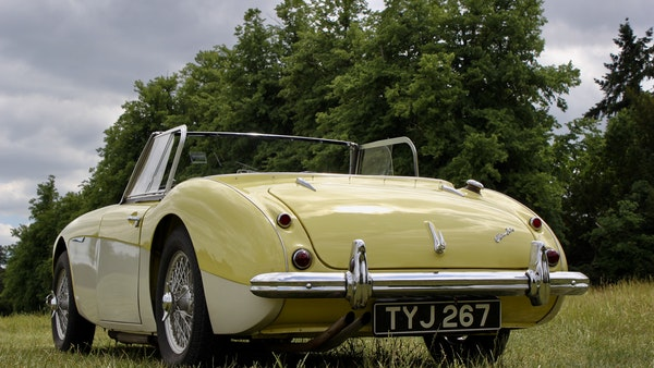 1957 Austin-Healey 100/6 For Sale (picture 12 of 97)