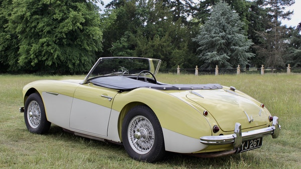 1957 Austin-Healey 100/6 For Sale (picture 15 of 97)