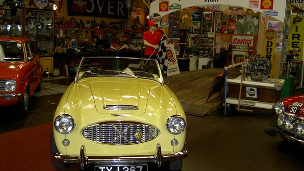 1957 Austin-Healey 100/6 For Sale (picture 32 of 97)