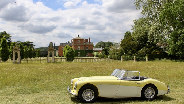 1957 Austin-Healey 100/6 For Sale (picture 25 of 97)