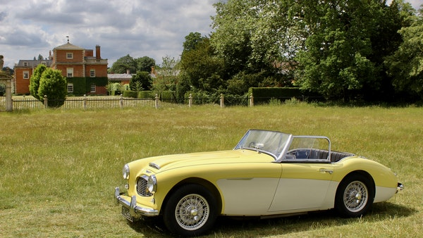 1957 Austin-Healey 100/6 For Sale (picture 11 of 97)