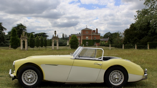 1957 Austin-Healey 100/6 For Sale (picture 6 of 97)