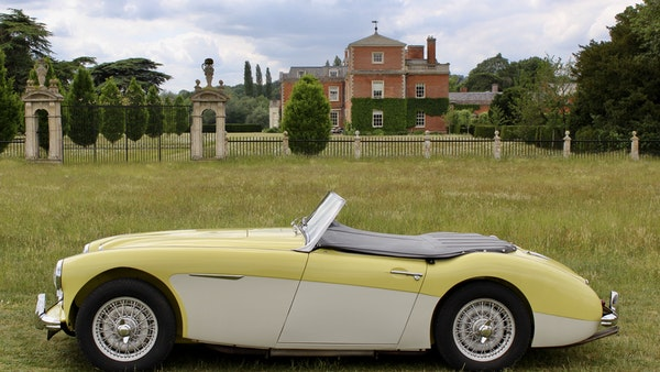1957 Austin-Healey 100/6 For Sale (picture 30 of 97)