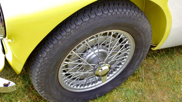 1957 Austin-Healey 100/6 For Sale (picture 35 of 97)