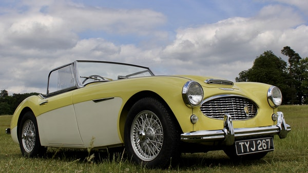 1957 Austin-Healey 100/6 For Sale (picture 24 of 97)
