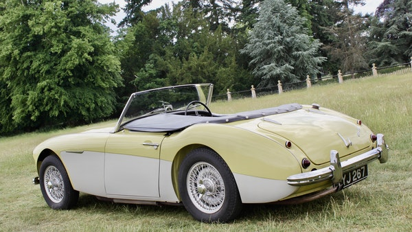 1957 Austin-Healey 100/6 For Sale (picture 26 of 97)