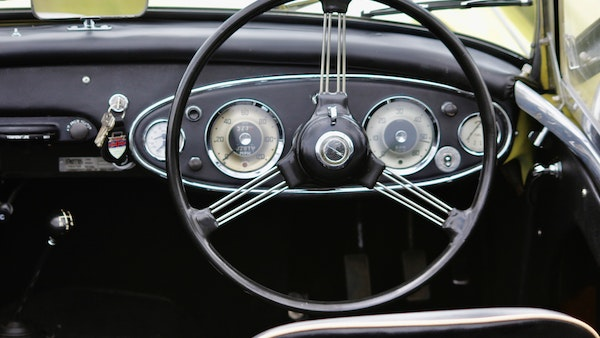 1957 Austin-Healey 100/6 For Sale (picture 40 of 97)