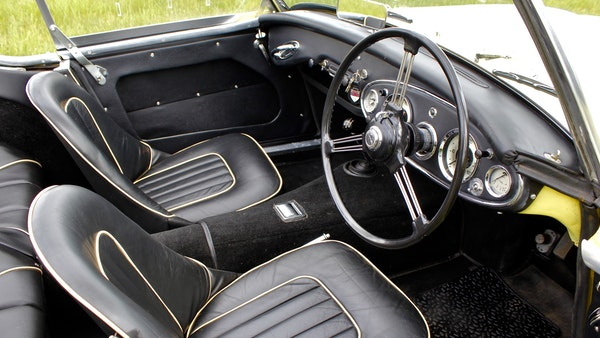 1957 Austin-Healey 100/6 For Sale (picture 47 of 97)