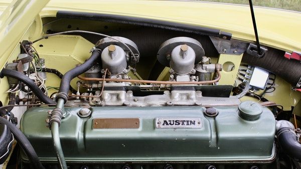 1957 Austin-Healey 100/6 For Sale (picture 89 of 97)