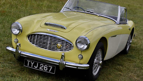 1957 Austin-Healey 100/6 For Sale (picture 23 of 97)