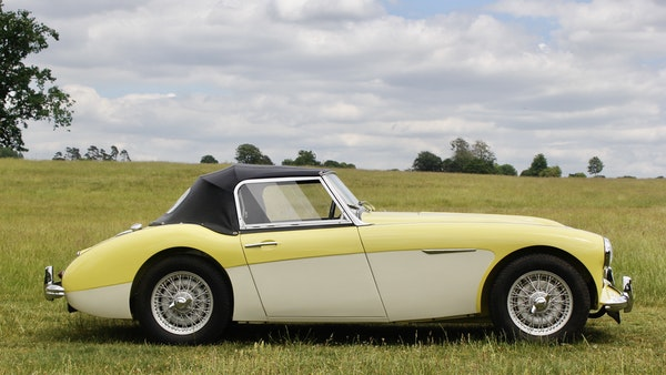 1957 Austin-Healey 100/6 For Sale (picture 22 of 97)