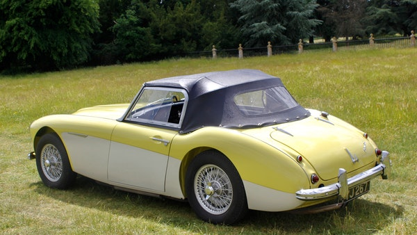 1957 Austin-Healey 100/6 For Sale (picture 18 of 97)