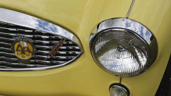 1957 Austin-Healey 100/6 For Sale (picture 70 of 97)