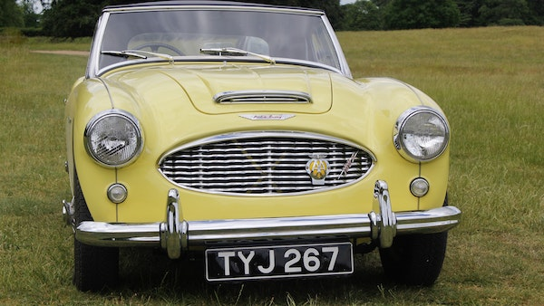 1957 Austin-Healey 100/6 For Sale (picture 21 of 97)