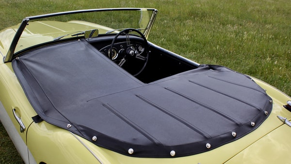 1957 Austin-Healey 100/6 For Sale (picture 61 of 97)