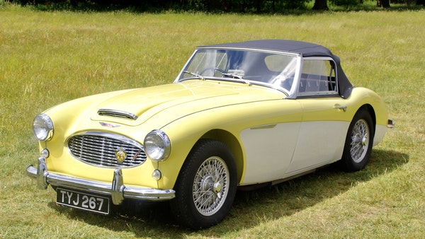 1957 Austin-Healey 100/6 For Sale (picture 20 of 97)