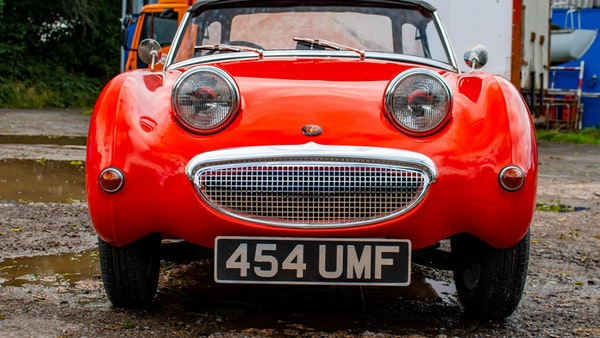RESERVE LOWERED - 1959 Austin-Healey Frogeye Sprite For Sale (picture 37 of 112)