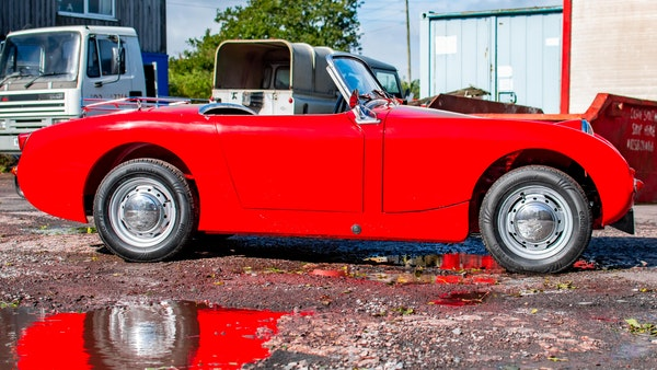 RESERVE LOWERED - 1959 Austin-Healey Frogeye Sprite For Sale (picture 12 of 112)