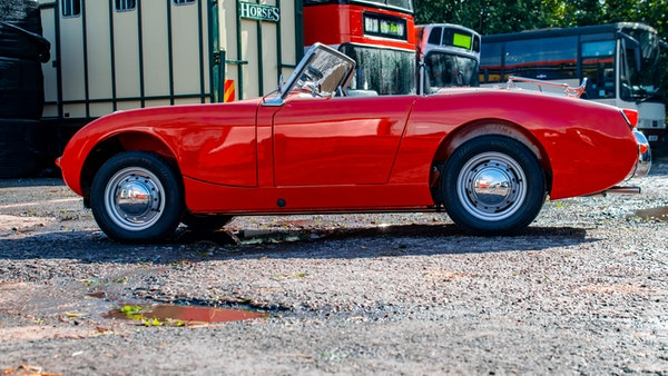 RESERVE LOWERED - 1959 Austin-Healey Frogeye Sprite For Sale (picture 13 of 112)