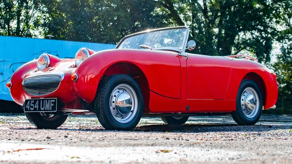 RESERVE LOWERED - 1959 Austin-Healey Frogeye Sprite For Sale (picture 4 of 112)