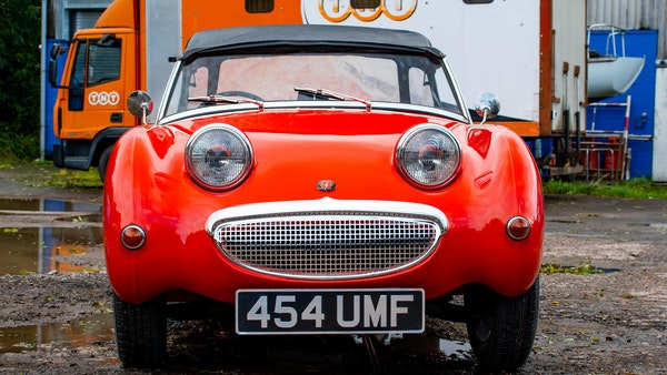 RESERVE LOWERED - 1959 Austin-Healey Frogeye Sprite For Sale (picture 17 of 112)