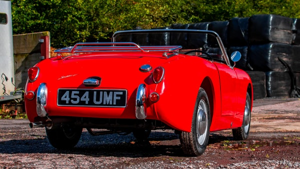 RESERVE LOWERED - 1959 Austin-Healey Frogeye Sprite For Sale (picture 14 of 112)