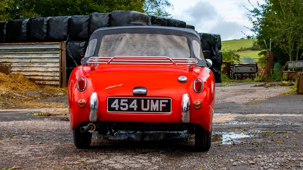 RESERVE LOWERED - 1959 Austin-Healey Frogeye Sprite For Sale (picture 24 of 112)