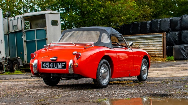 RESERVE LOWERED - 1959 Austin-Healey Frogeye Sprite For Sale (picture 26 of 112)