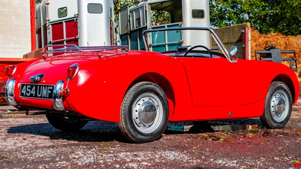 RESERVE LOWERED - 1959 Austin-Healey Frogeye Sprite For Sale (picture 7 of 112)