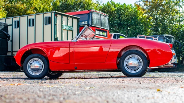 RESERVE LOWERED - 1959 Austin-Healey Frogeye Sprite For Sale (picture 3 of 112)